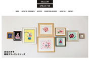 GALLERY SPEAK FOR 「ARTISTS OF THE MONTH」