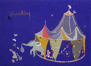 冬のサーカス