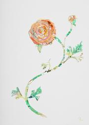 「花に聞く」展−